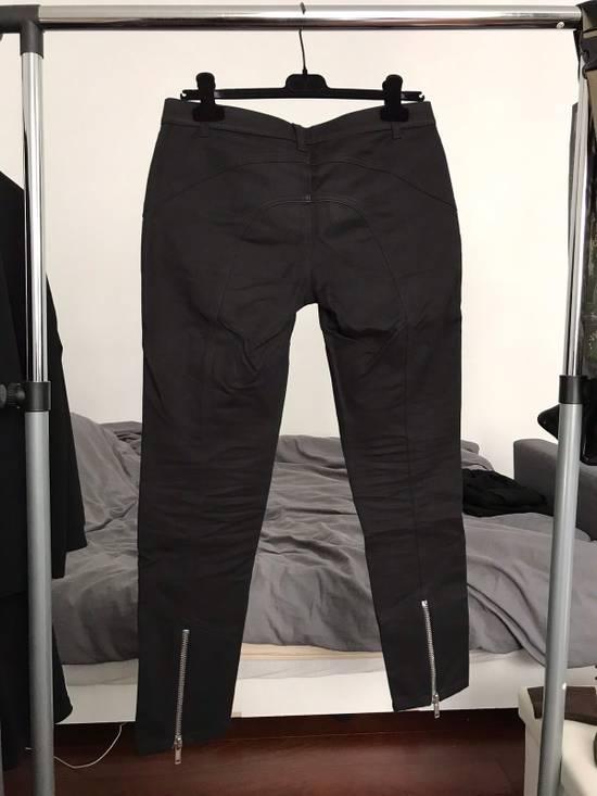 Givenchy Givenchy Biker Pant Size US 30 / EU 46 - 4