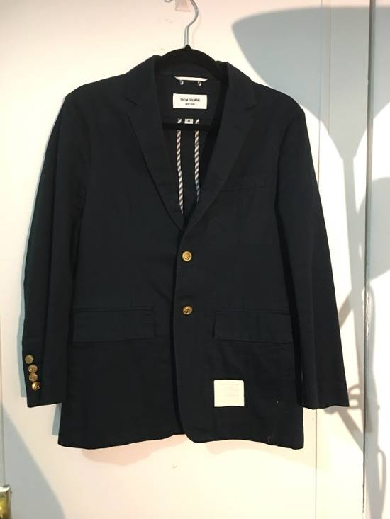 Thom Browne Thom Browne Two-button Blazer Jacket Size US XS / EU 42 / 0