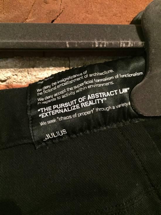 Julius 458PAM18 knit denim Size US 34 / EU 50 - 3