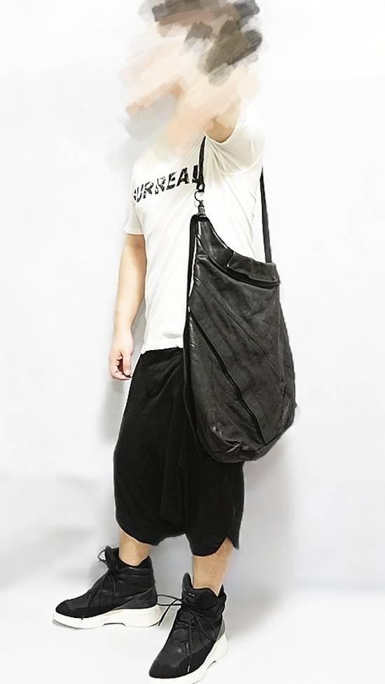 Julius 2013AW Buffalo Leather 2 Way Shoulder Bag Size ONE SIZE - 1