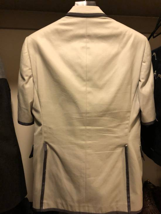 Thom Browne Septemberists Shortsleeve Suit SS07 Size 36S - 7