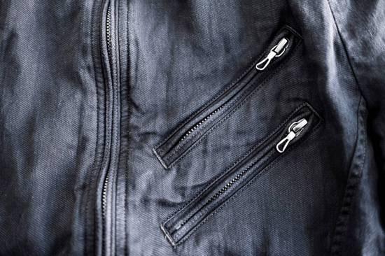 Julius ss13 cotton/linen multizipped rider Size US S / EU 44-46 / 1 - 3