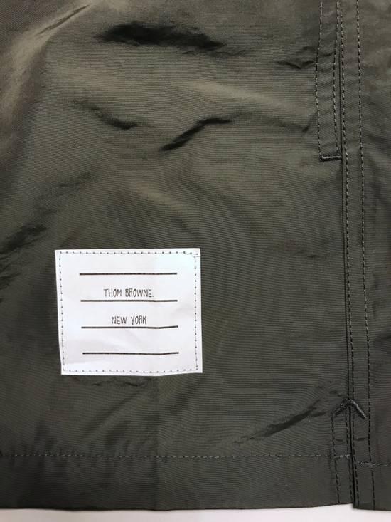 Thom Browne classic swim trunk in medium grey Size US 30 / EU 46 - 4