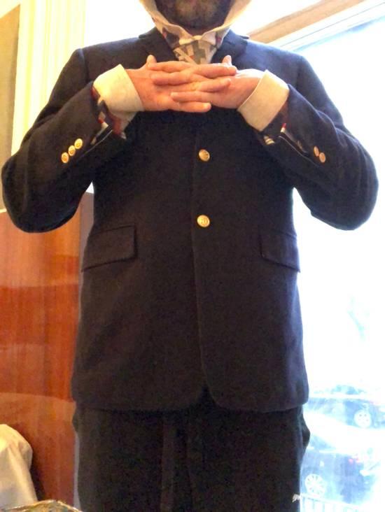 Thom Browne Classic Thom Browne Navy Blazer Size 40S - 6