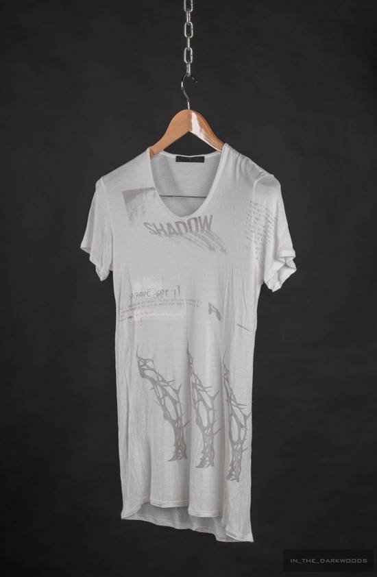 Julius graphic rayon jersey tee 2010 mid-summer Size US S / EU 44-46 / 1