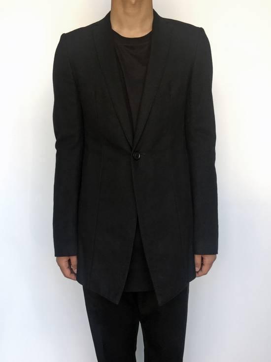 Julius Angora Double Layer Skirted Blazer Size 46R - 5