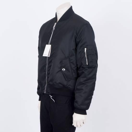 Givenchy 2550$ New Black Padded Nylon Illuminati Patch Bomber Jacket Size US L / EU 52-54 / 3 - 3