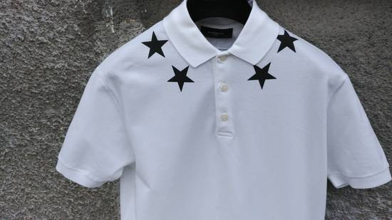 Givenchy Givenchy Star Print Extended Hem Rottweiler Shark Polo Shirt T-shirt size XS (S) Size US S / EU 44-46 / 1 - 4