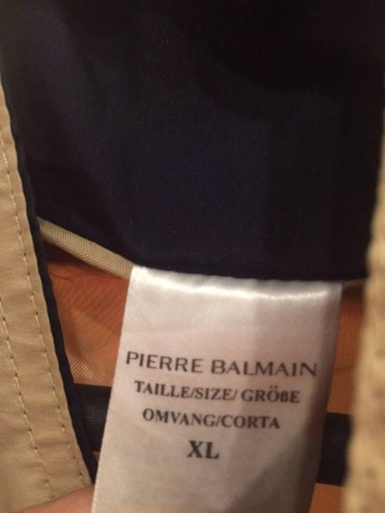 Balmain Vintage beige vest Size US L / EU 52-54 / 3 - 1
