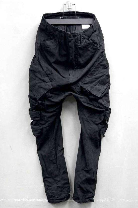 Julius Julius 'Prism' Drop Crotch Cargo Pants Size US 30 / EU 46