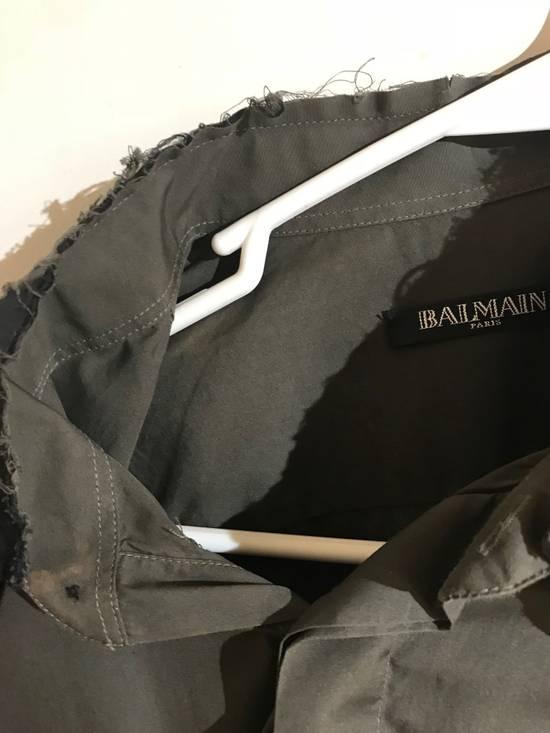 Balmain Military Shirt Size US S / EU 44-46 / 1 - 5