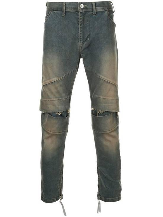 Julius Ripped Jeans Indigo Size US 32 / EU 48