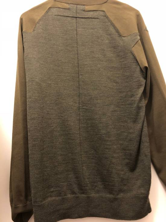Givenchy Green Cashmere Sweater Size US M / EU 48-50 / 2 - 4