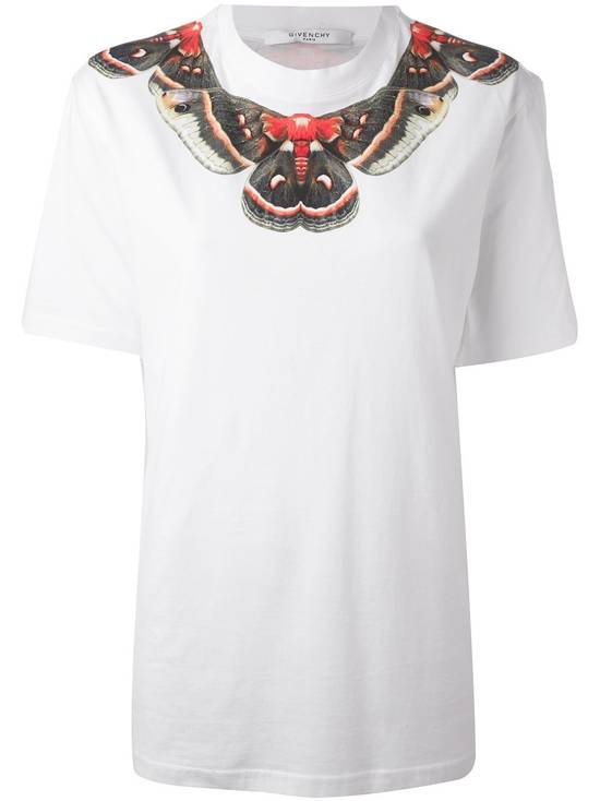 Givenchy Moth Collar Print T-Shirt Size US XS / EU 42 / 0 - 1
