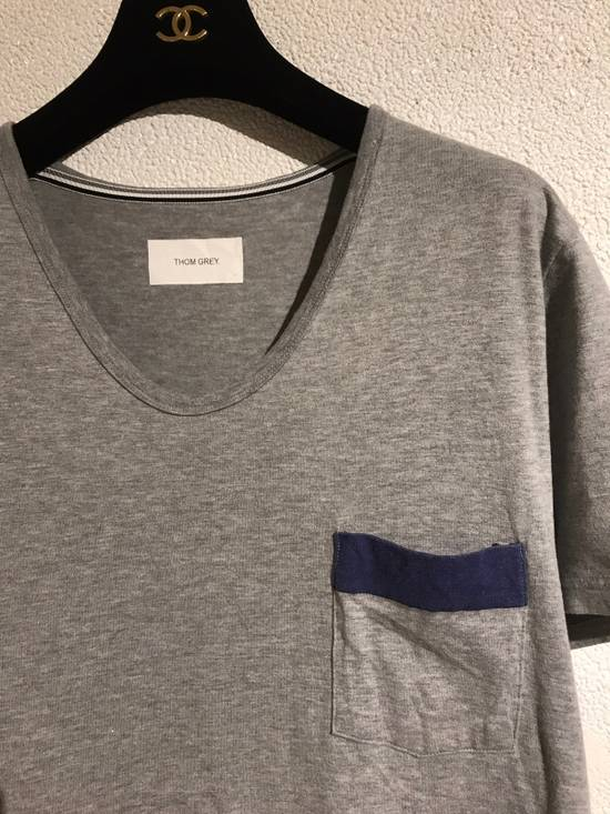Thom Browne Thom Grey By Thom Browne Tshirt Size US M / EU 48-50 / 2