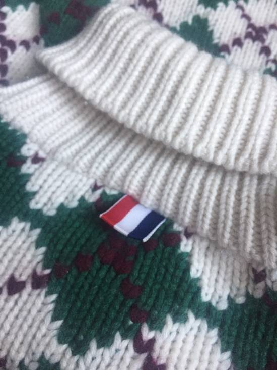 Thom Browne Cashmere Turtleneck Made In UK Size US XS / EU 42 / 0 - 4