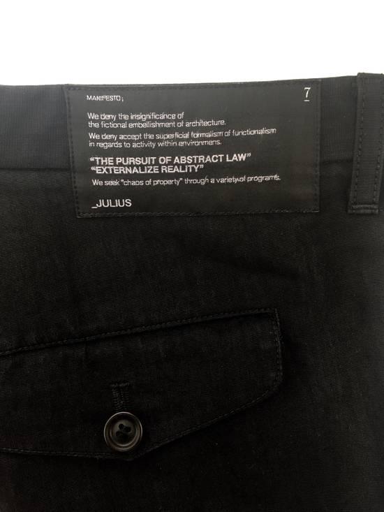 Julius A/W 12 Biker Trousers (Final drop) Size US 30 / EU 46 - 8