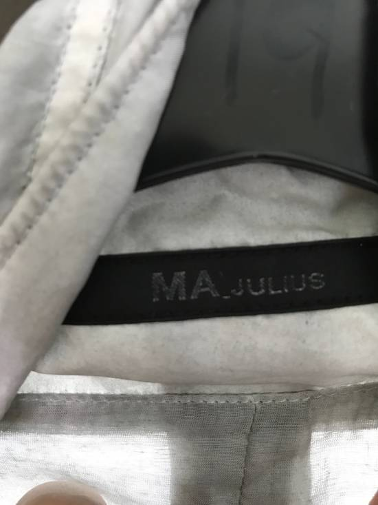 Julius SS14 long vest Size US M / EU 48-50 / 2 - 4