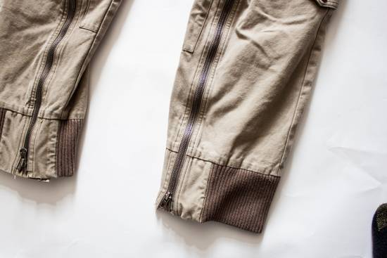 "Julius AW06 ""FIXED"" ZIPPER CARGO PANTS Size US 32 / EU 48 - 2"