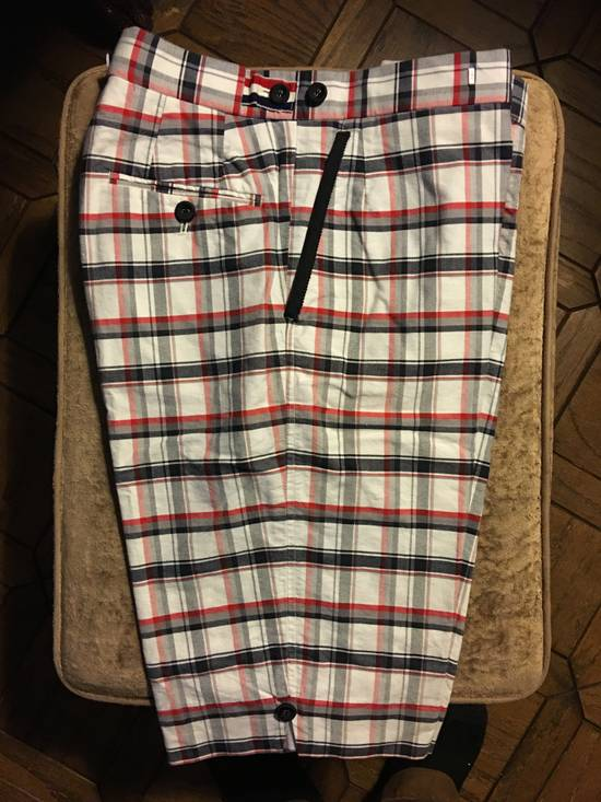 Thom Browne Plaid shorts - size 0 Size US 30 / EU 46