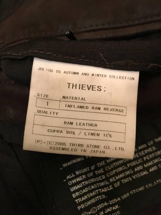 Julius AW 05 leather jacket Size US S / EU 44-46 / 1 - 2