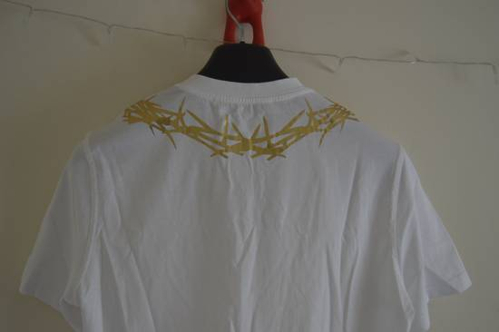 Givenchy Crown of Thorns White T-shirt Size US XS / EU 42 / 0 - 5