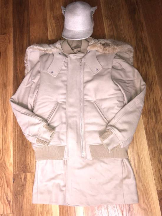 Givenchy Fw 11 Super Rare Runway Fur Jacket Double Layer From Runway Size US M / EU 48-50 / 2