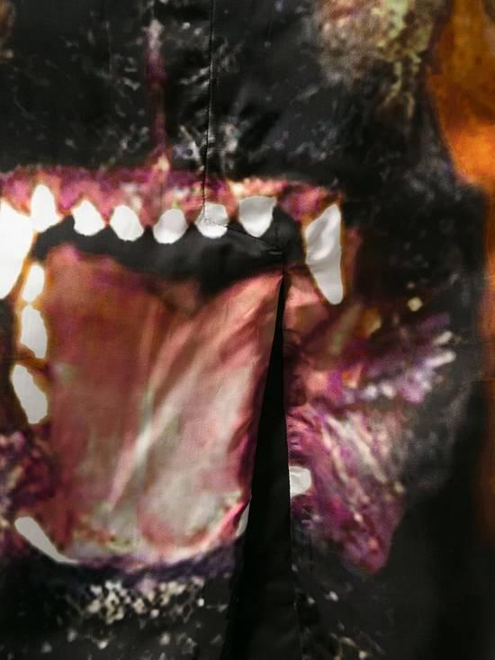 Givenchy $3200 Givenchy Long Padded Nylon Rottweiler Shark Overcoat Jacket size M (L) Size US M / EU 48-50 / 2 - 4