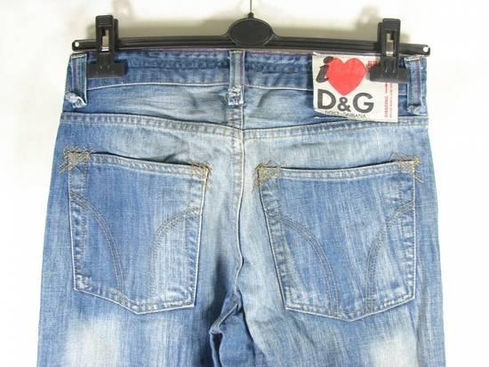 Dolce & Gabbana D&G W29 L32 Designer Jeans Trousers Size US 34 / EU 50 - 3