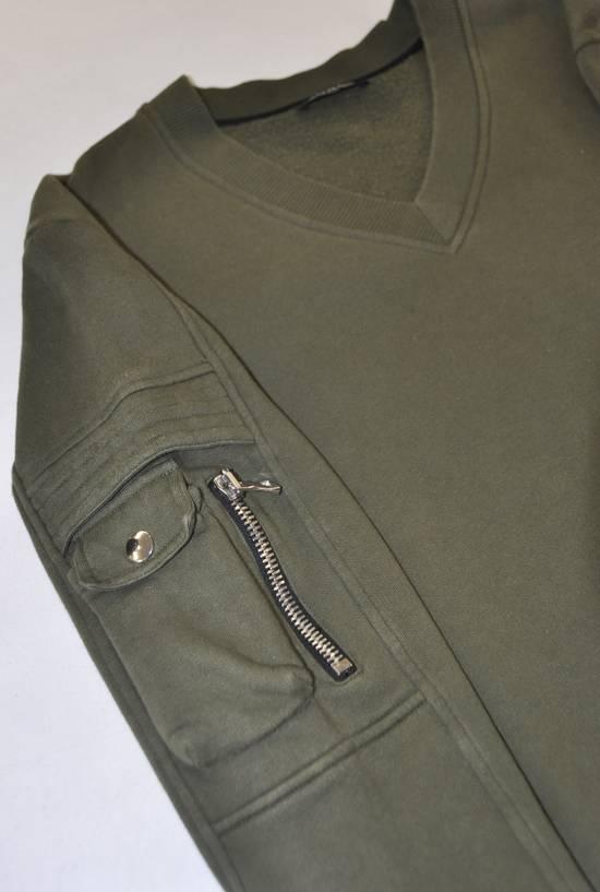 Balmain Balmain Khaki Sweatshirt Size US M / EU 48-50 / 2 - 2