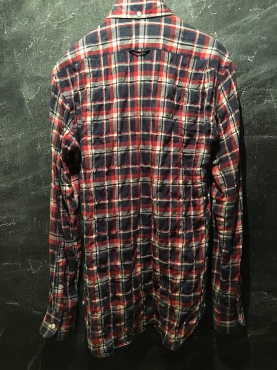 Thom Browne Plaid Madras Shirt Small Medium Size 1 Size US S / EU 44-46 / 1 - 1
