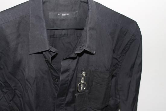 Givenchy Zip detail shirt sz 41 (Medium) Size US M / EU 48-50 / 2 - 1