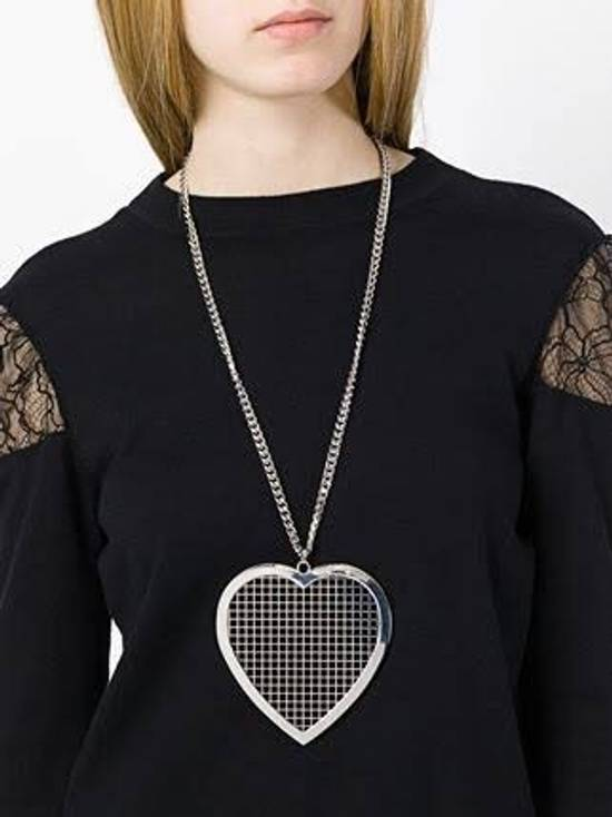 Givenchy Givenchy Heart Necklace Size ONE SIZE