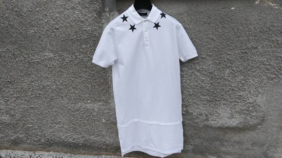 Givenchy Givenchy Star Print Extended Hem Rottweiler Shark Polo Shirt T-shirt size XS (S) Size US S / EU 44-46 / 1