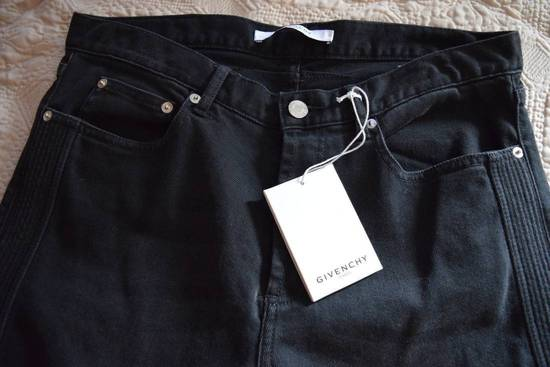 Givenchy Givenchy Authentic $950 Black Jeans Size 31 Skinny Fit Brand New Size US 31 - 4