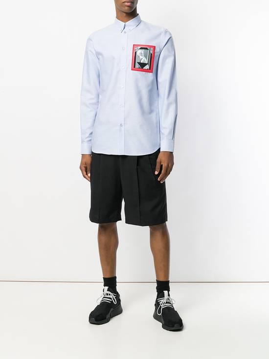 Givenchy Cube and romantic print shirt Size US S / EU 44-46 / 1 - 1