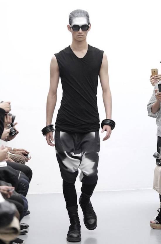 Julius BN w/o T Silk & Cotton Jersey Drop Crotch Shorts Size US 32 / EU 48 - 2