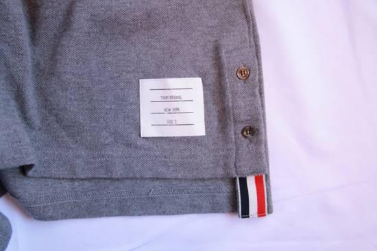 Thom Browne Long Sleeve Henley Size US XS / EU 42 / 0 - 3