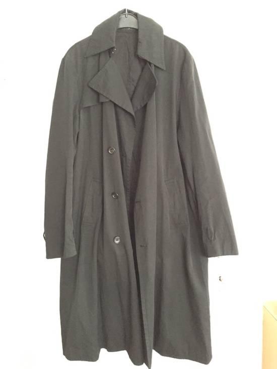Julius Silk Blend Trench Coat Size US L / EU 52-54 / 3