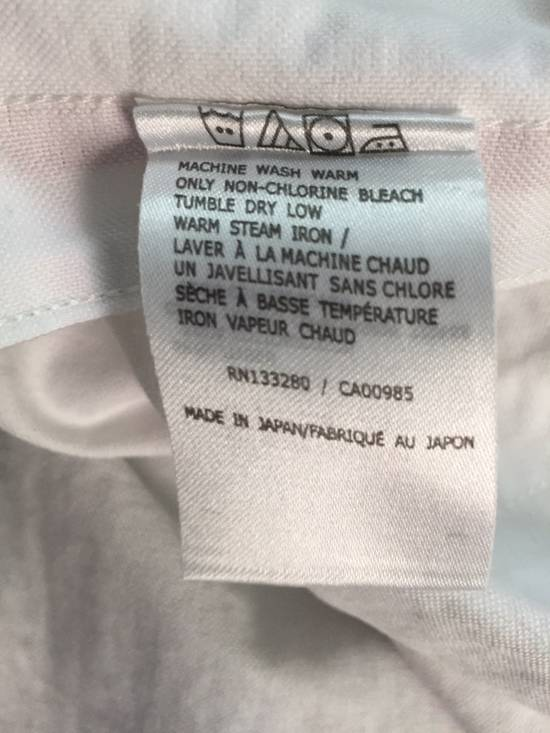 Thom Browne White Oxford With Grosgrain Placket Size US S / EU 44-46 / 1 - 5