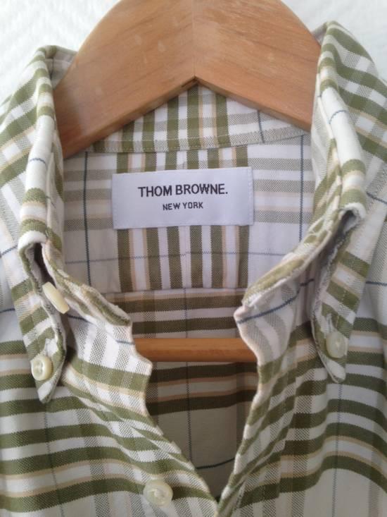 Thom Browne Thom Browne Plaid Oxford Shirt Size 1 Size US S / EU 44-46 / 1 - 3