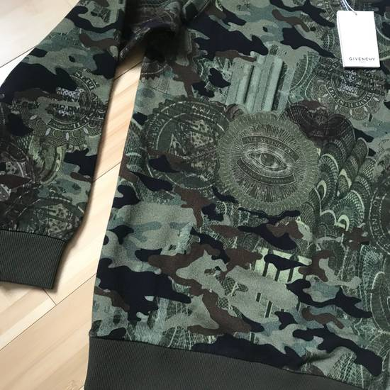 Givenchy Givenchy Camo Sweatshirt S Cuban New With Tags Size US S / EU 44-46 / 1 - 8