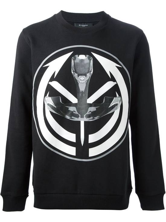 Givenchy Givenchy Tribal Occult Target Print Rottweiler Shark Stars Men's Sweater size XL Size US XL / EU 56 / 4 - 1