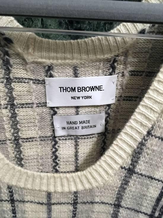 Thom Browne Hand frame in UK cardigan swaeter vest Size US M / EU 48-50 / 2 - 1
