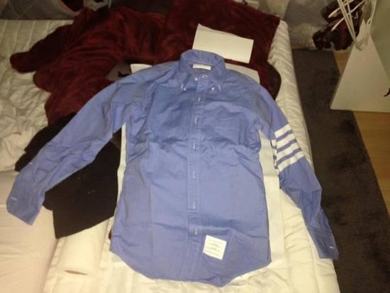 Thom Browne Thom Browne 4 Bar Stripe Shirt Size US XS / EU 42 / 0