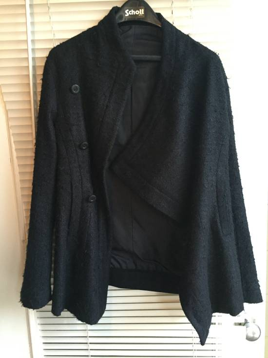 Julius FW12 Wool Blend Wrap Jacket Size US S / EU 44-46 / 1