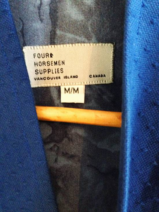 Four Horsemen Noragi Sashiko Stitch Cotton Size US M / EU 48-50 / 2 - 1