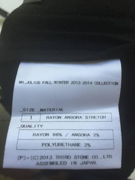Julius AW13 Rayon Angora Stretch Convertible Pants Size US 31 - 9