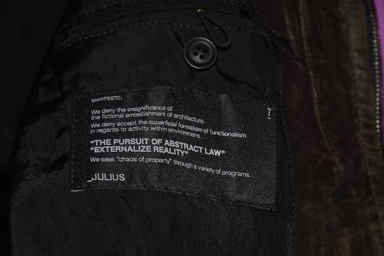 Julius Extremely rare, all hand worked Julius Rider Size US M / EU 48-50 / 2 - 7