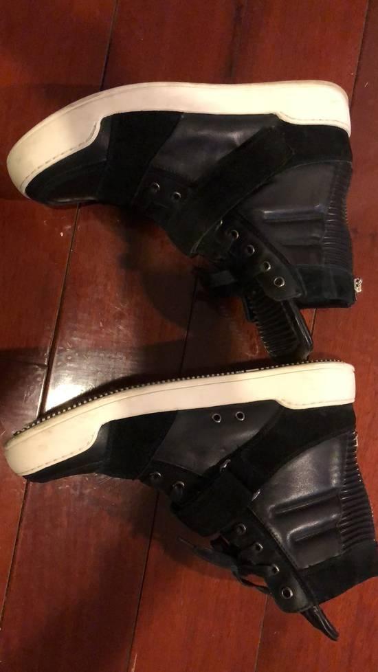 Balmain backzip sneakers Size US 11 / EU 44 - 2